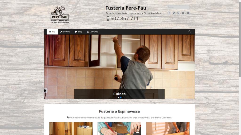 Fusteria Pere-Pau