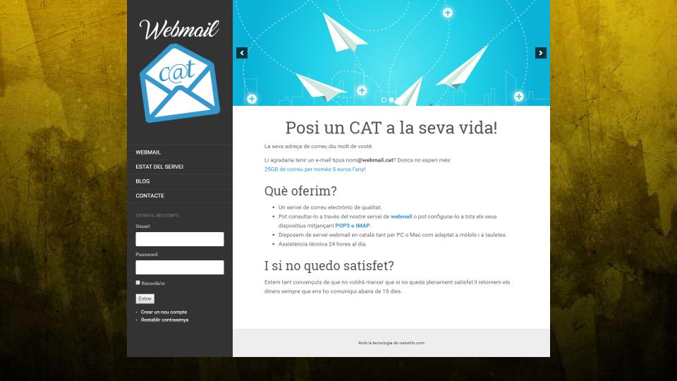 Webmail.cat